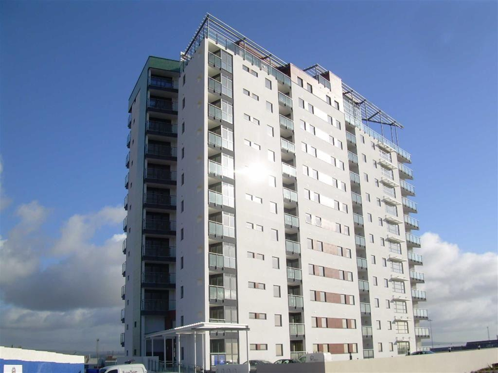 2 Bedrooms Penthouse Flat for sale in Aurora, Marina, Swansea