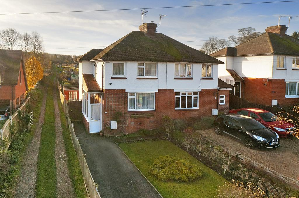 3 Bedrooms Semi Detached House for sale in Haste Hill Road, Boughton Monchelsea