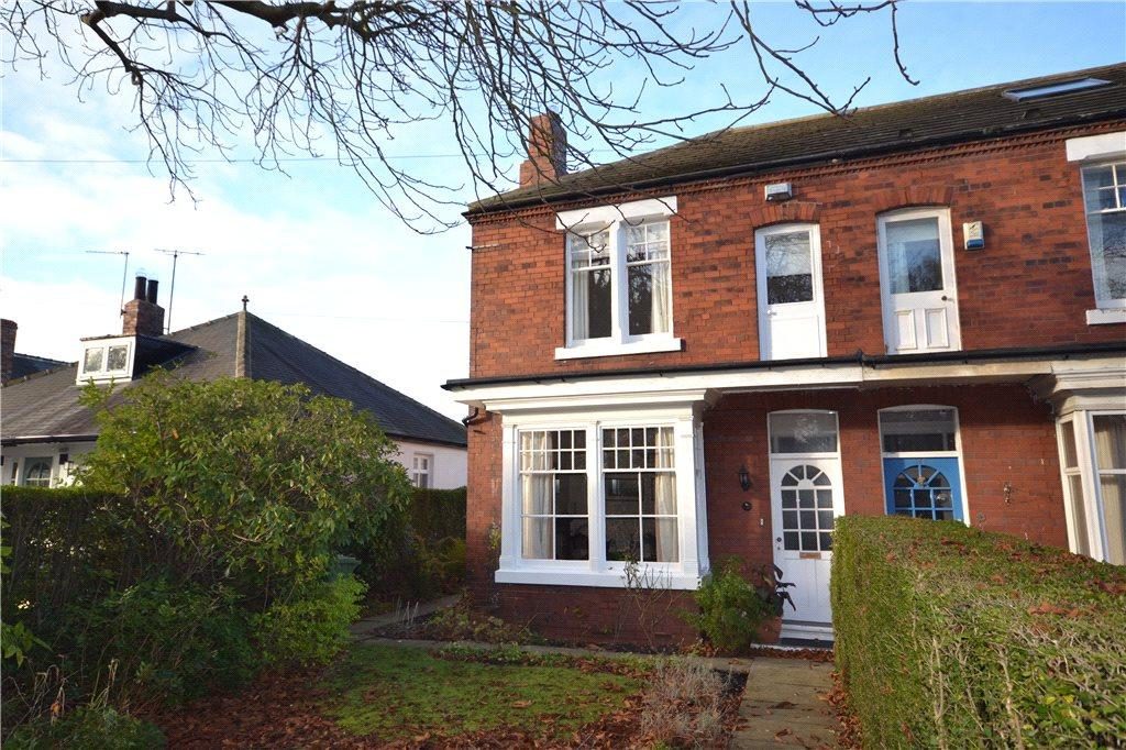 4 Bedrooms Semi Detached House for sale in Yarm Road, Eaglescliffe, Stockton-on-Tees
