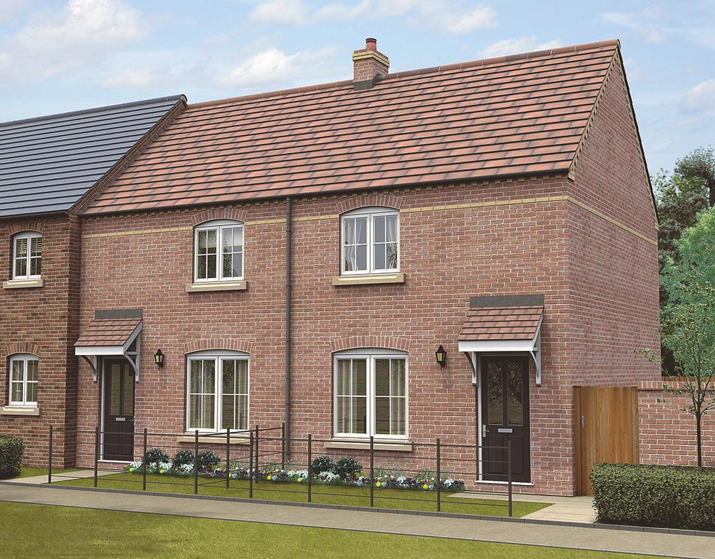 2 Bedrooms Town House for sale in Plot 3, The Gramercy, The Swale, Corringham Road