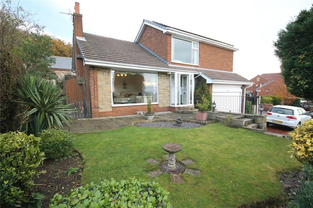 3 Bedrooms Detached House for sale in New Road, Staincross, Barnsley, South Yorkshire, S75