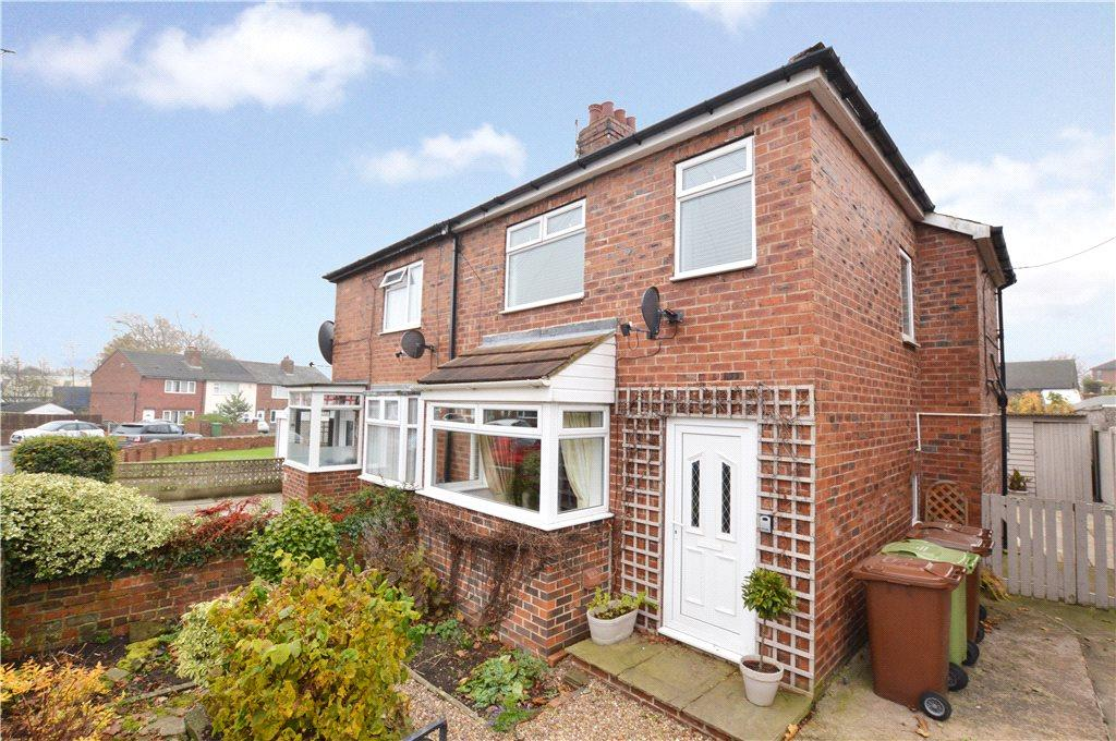 2 Bedrooms Semi Detached House for sale in Park Avenue, Lofthouse, Wakefield, West Yorkshire