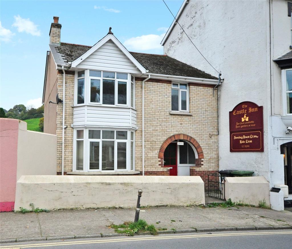 4 Bedrooms House for sale in High Street, Combe Martin, Ilfracombe, Devon, EX34