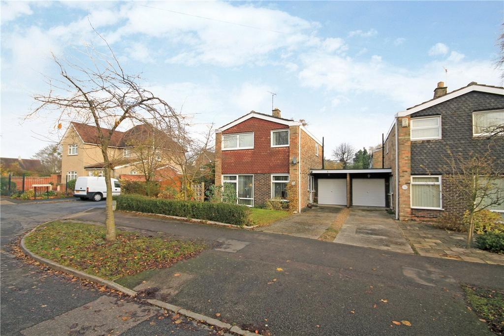 3 Bedrooms Detached House for sale in Ascham Road, Cambridge, CB4