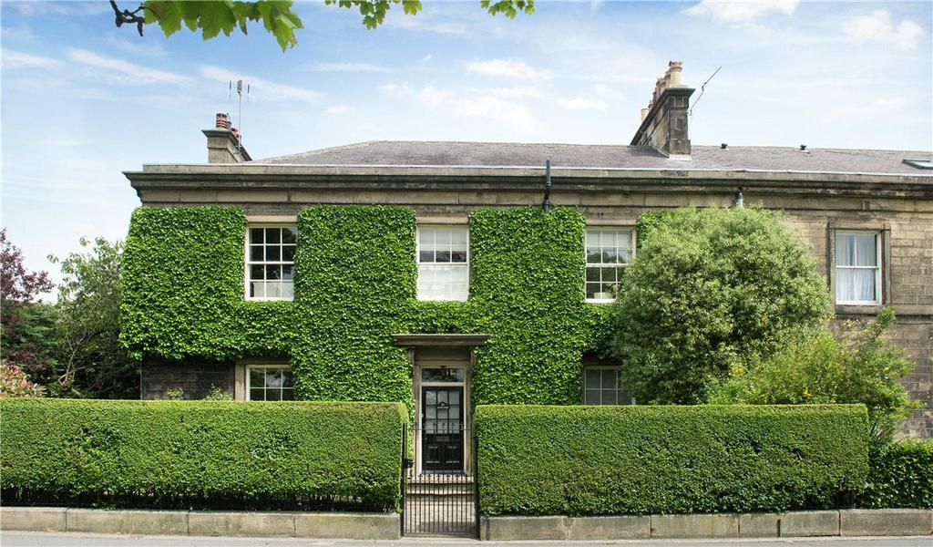 4 Bedrooms House for sale in Granby House, 11 Granby Road, Harrogate, North Yorkshire, HG1
