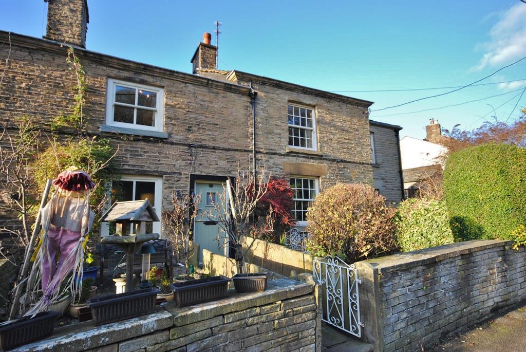 2 Bedrooms Terraced House for sale in Redway Lane, Kerridge
