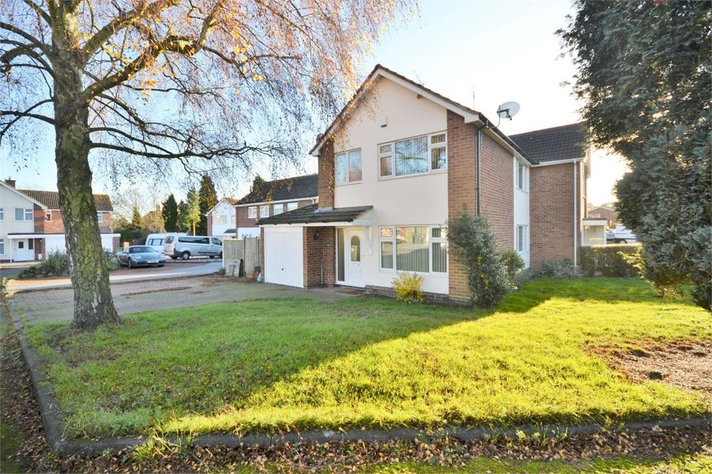 3 Bedrooms Semi Detached House for sale in Paddocks Close, Wolston, COVENTRY, Warwickshire