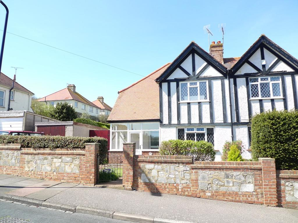 3 Bedrooms Semi Detached House for sale in Northiam Road, Eastbourne, BN20
