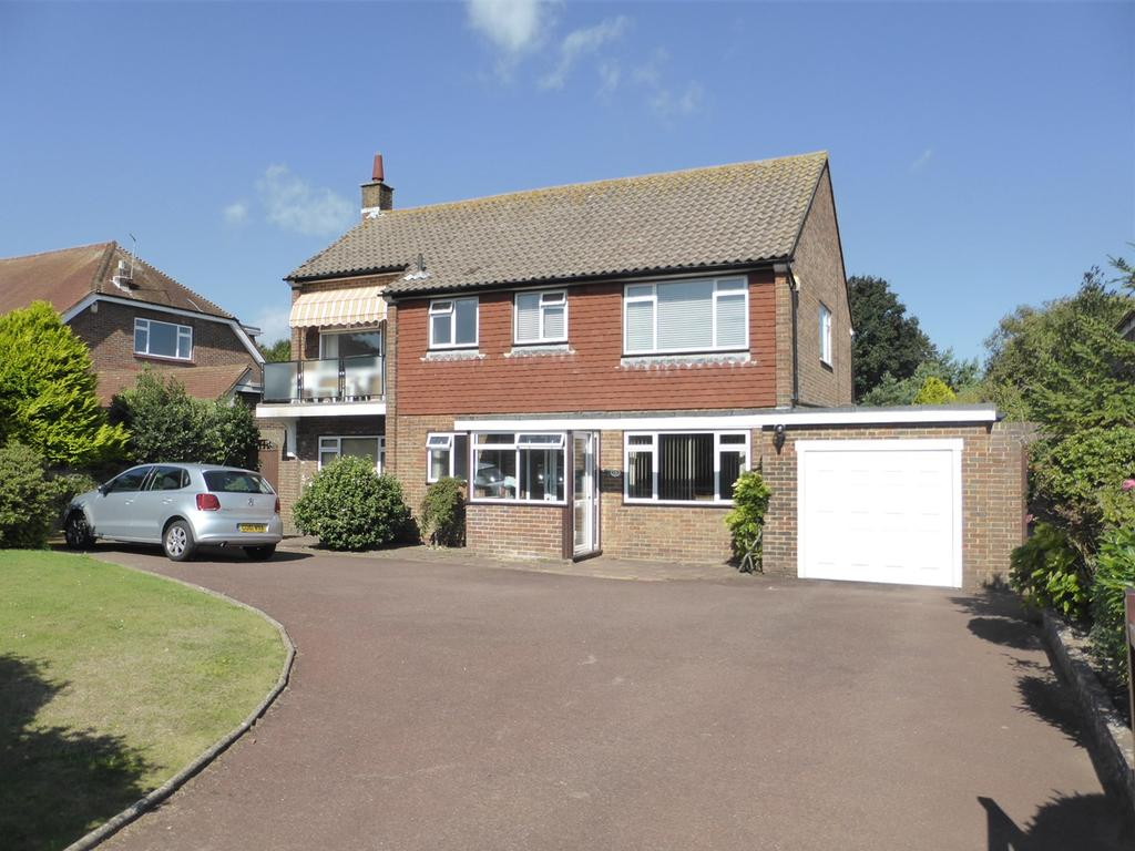 5 Bedrooms Detached House for sale in Compton Drive, Eastbourne, BN20