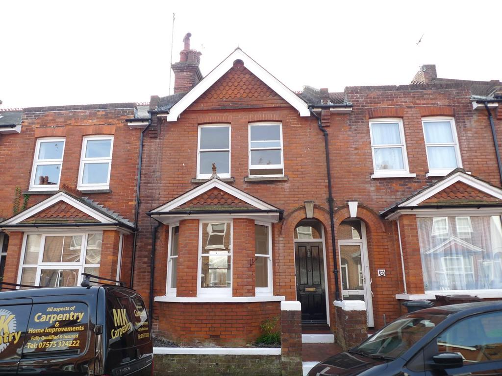 2 Bedrooms Terraced House for sale in Greys Road, Eastbourne, BN20