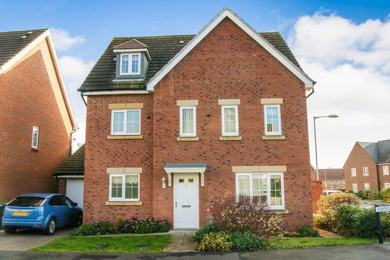 5 Bedrooms Detached House for sale in Johnsons Road, Fernwood