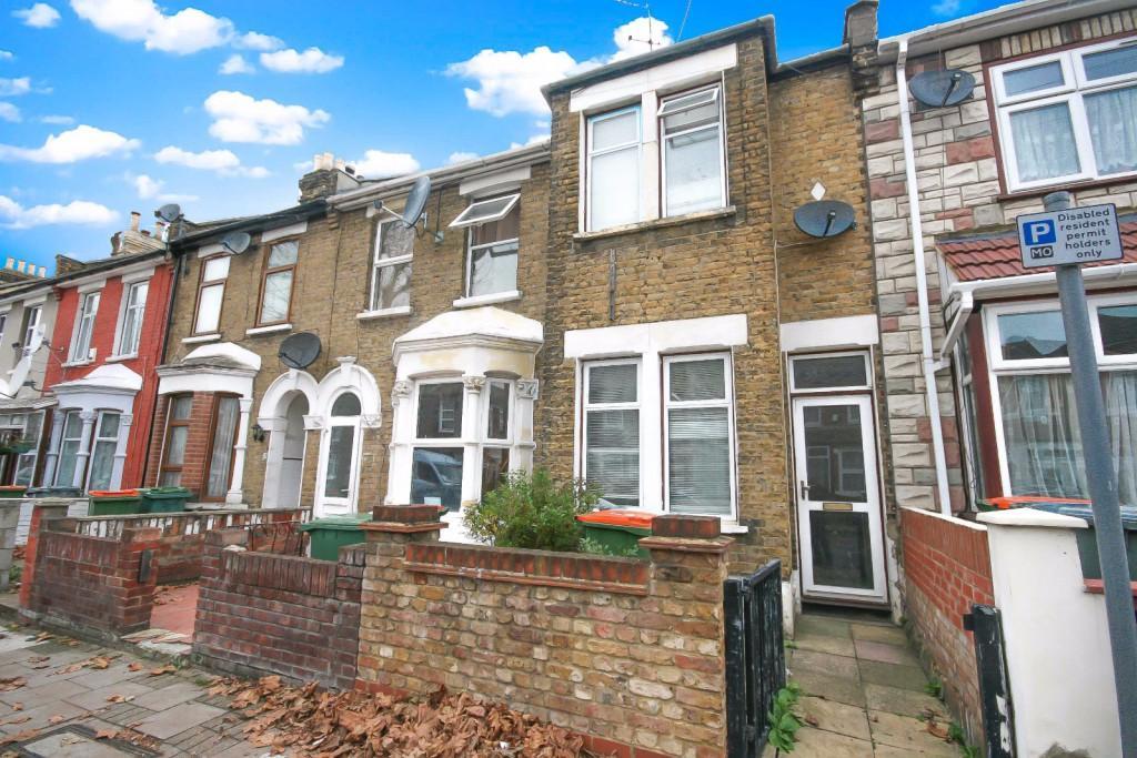 1 Bedroom Terraced House for sale in Derby Road, London, E7