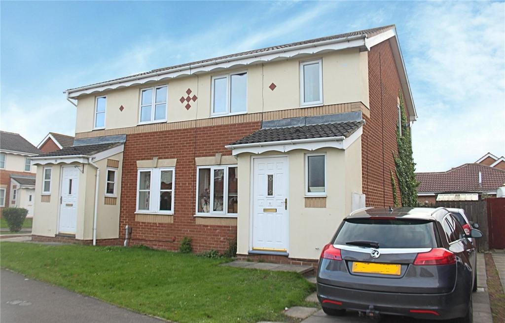 3 Bedrooms Semi Detached House for sale in Diligence Way, Eaglescliffe
