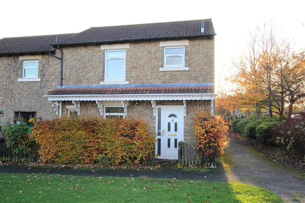 3 Bedrooms Terraced House for sale in Bluebell Close, Newton Aycliffe, County Durham