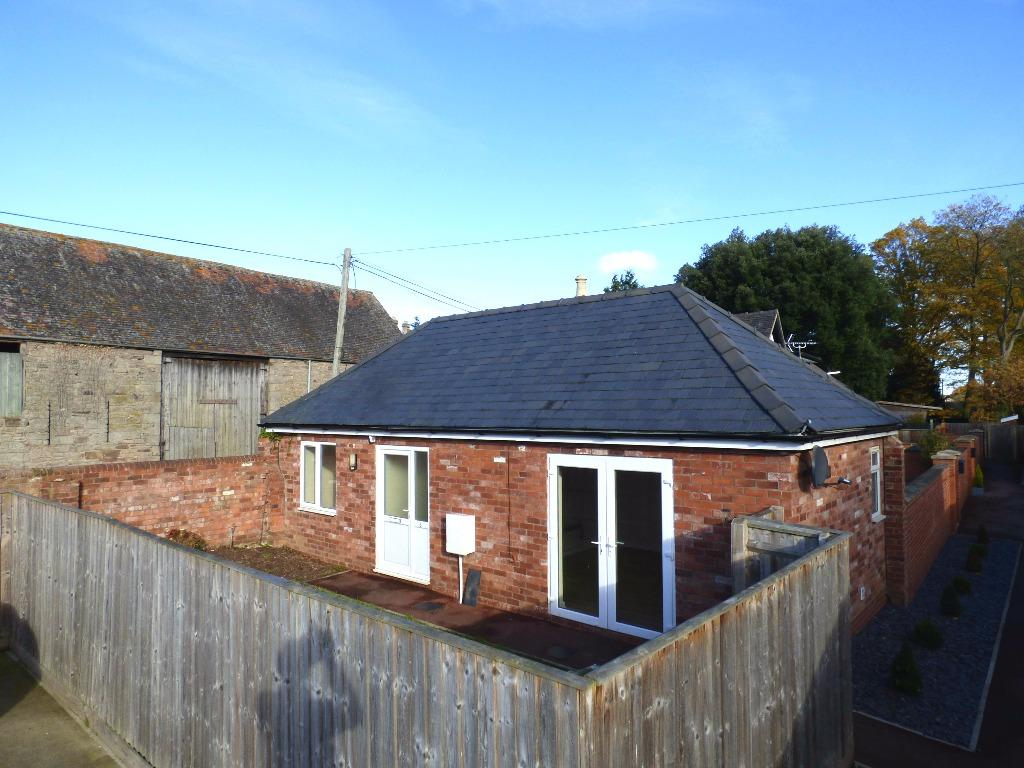 1 Bedroom Bungalow for sale in Graftonbury Mews, Grafton Lane, Grafton, Hereford