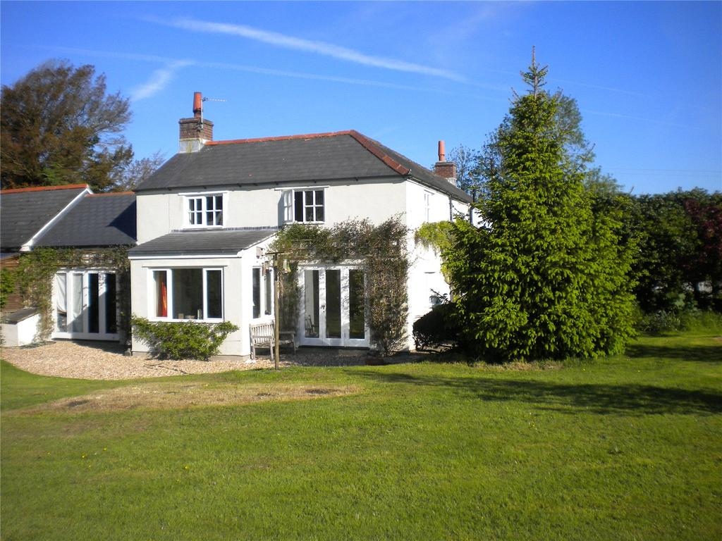 4 Bedrooms Detached House for sale in Benville Lane, Corscombe, Dorchester, Dorset