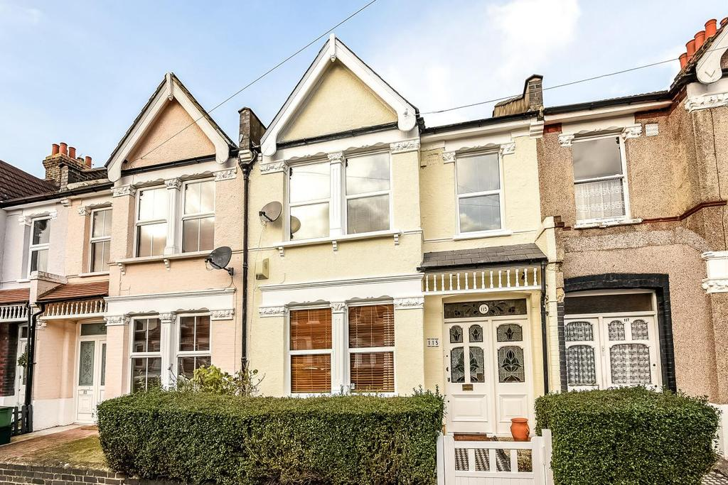 3 Bedrooms Terraced House for sale in Estcourt Road, South Norwood, SE25
