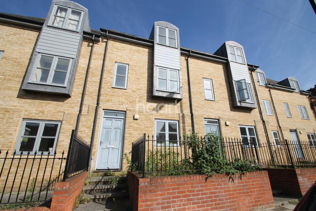 3 Bedrooms Terraced House for sale in St Andrews Street North, Bury St Edmunds, Suffolk