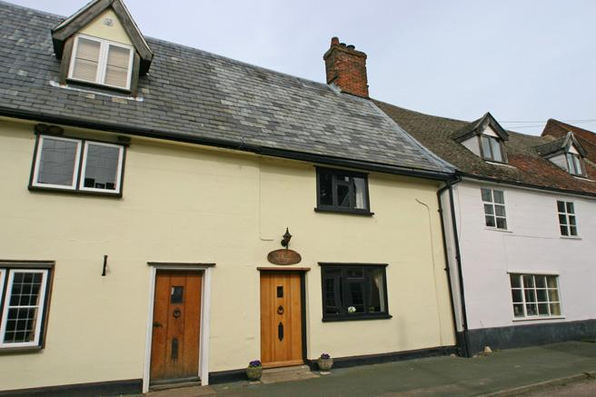 2 Bedrooms Terraced House for sale in Mendlesham