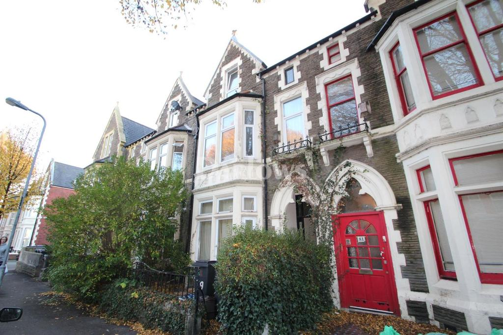 7 Bedrooms Terraced House for sale in Connaught Road, Roath, Cardiff