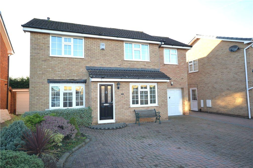 4 Bedrooms Detached House for sale in Wardell Close, Yarm, Stockton-On-Tees