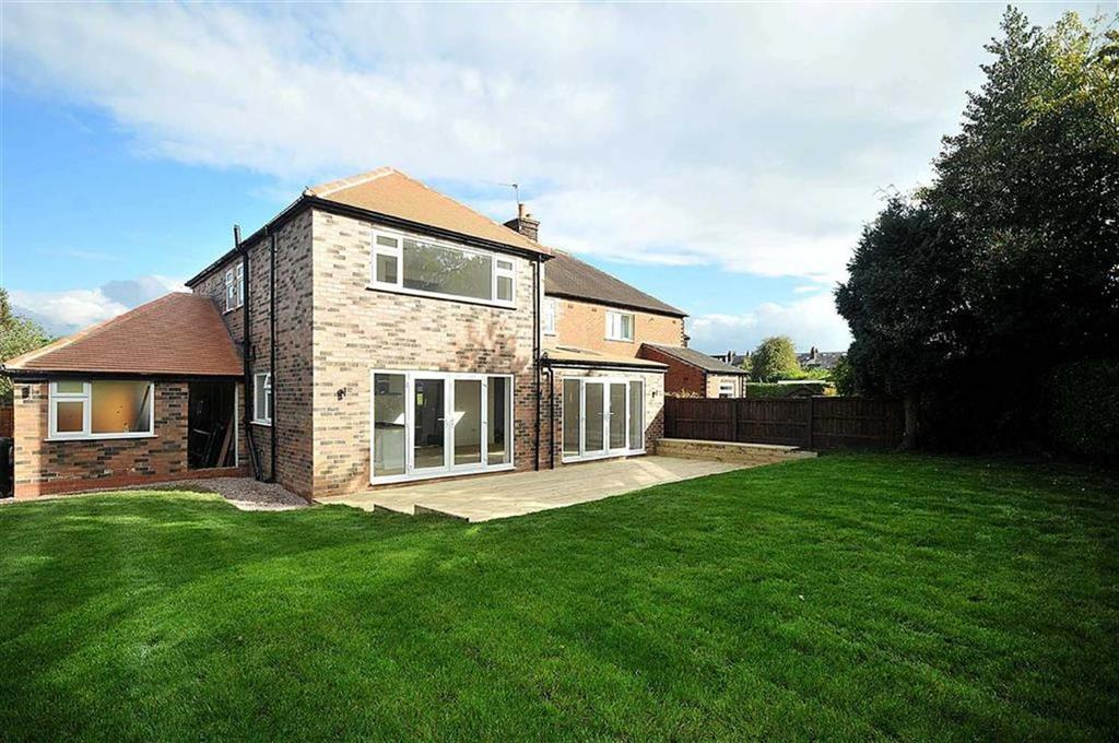 4 Bedrooms Semi Detached House for sale in The Circuit, Alderley Edge