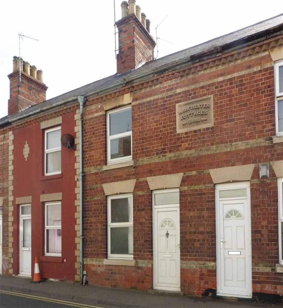 2 Bedrooms Terraced House for sale in Hawthorn Bank, Spalding