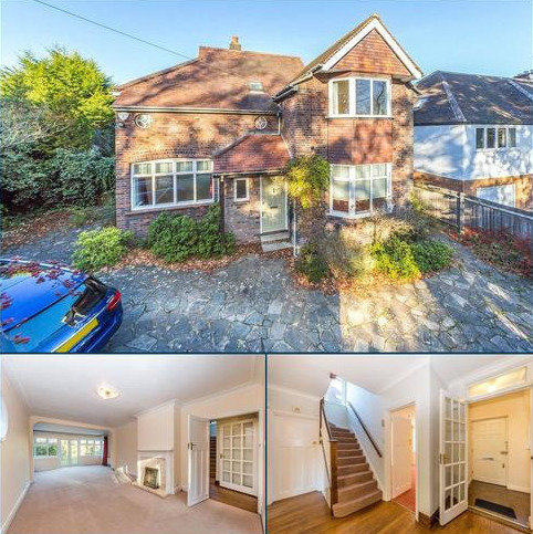 4 bedroom detached house to rent - Park Hill, Harpenden, Hertfordshire