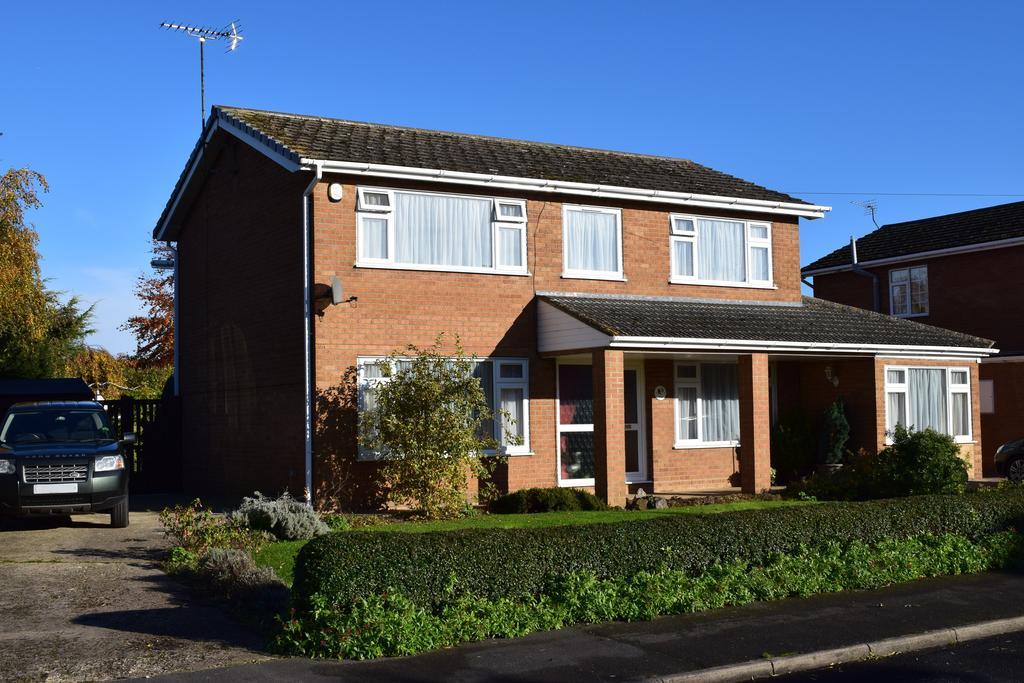 5 Bedrooms Detached House for sale in Lancaster Drive, Long Sutton, Spalding, Lincolnshire, PE12