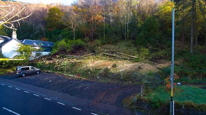 Land Commercial for sale in Plot Of Land, Arrochar, Dunbartonshire, G83