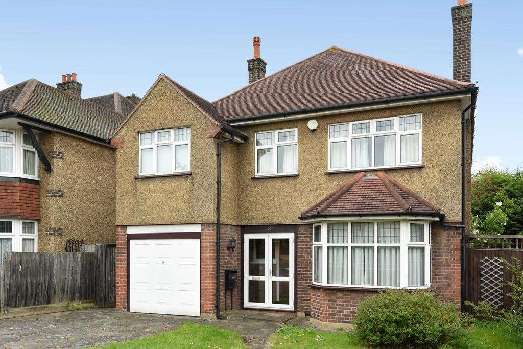 4 Bedrooms Detached House for sale in Southborough Road, Bromley, BR1