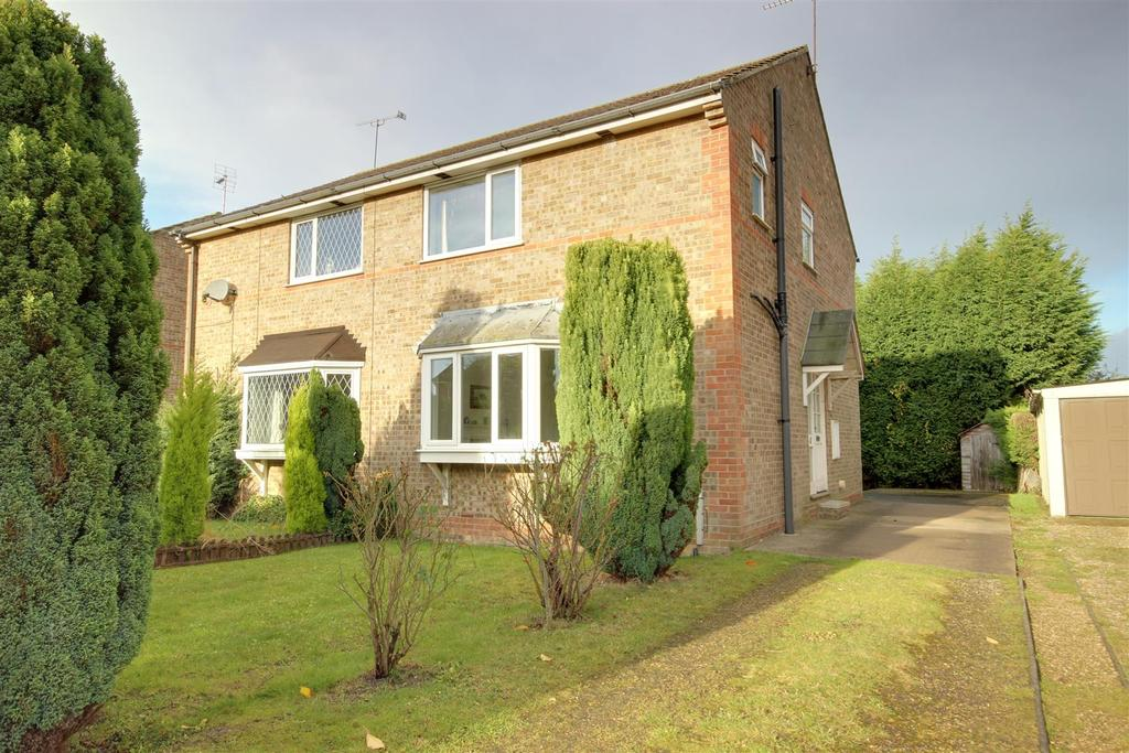 3 Bedrooms Semi Detached House for sale in Briar Close, Newport, Brough