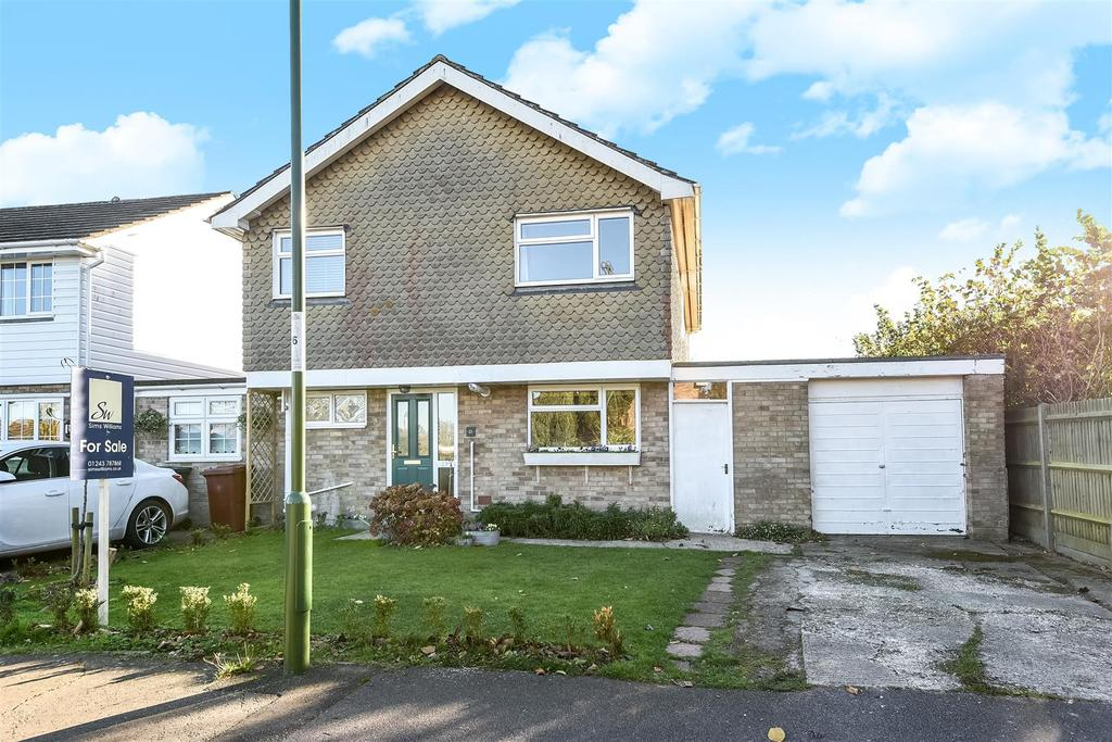 4 Bedrooms Detached House for sale in Marden Avenue, Donnington