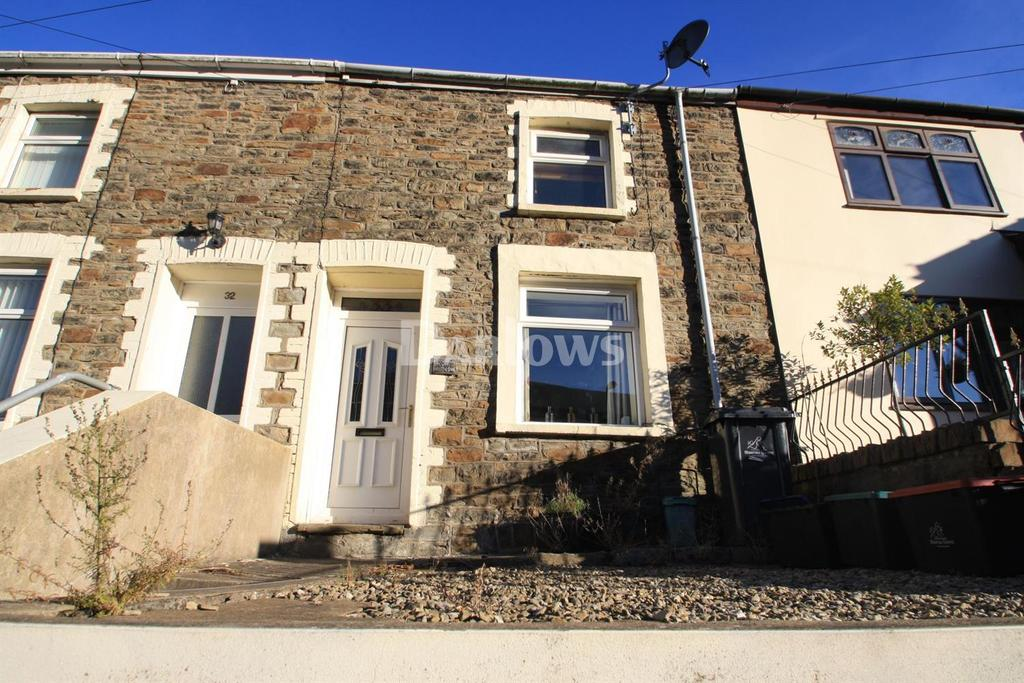 2 Bedrooms Terraced House for sale in Abertillery Road, Blaina, Abertillery, Gwent