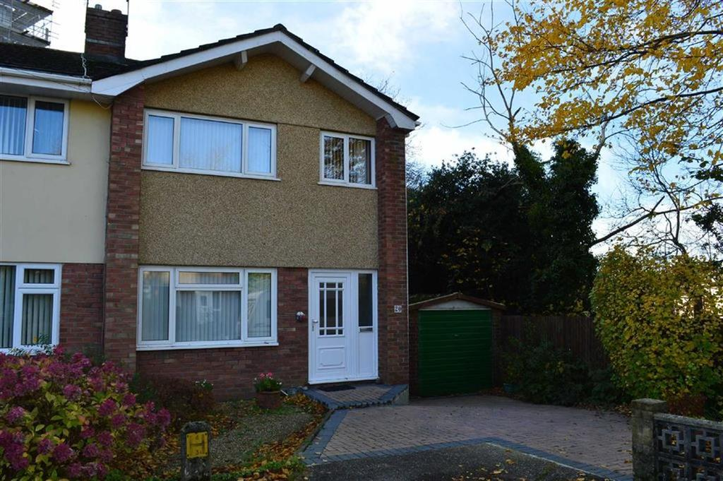 3 Bedrooms Semi Detached House for sale in Beaconsfield Way, Swansea, SA2