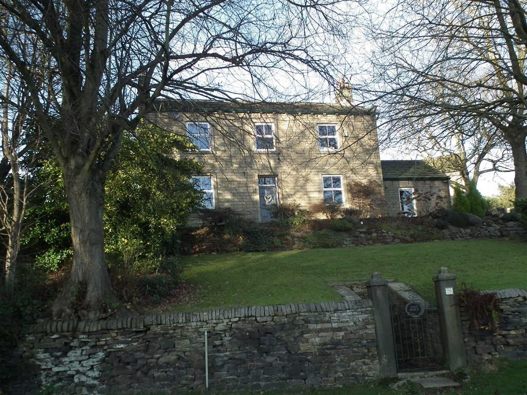 4 Bedrooms Detached House for sale in Holt Lane, Holmfirth, HD9