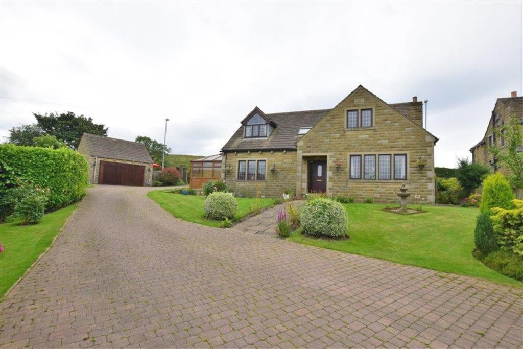 4 Bedrooms Detached House for sale in Lane Head Road, Shepley, Huddersfield, HD8