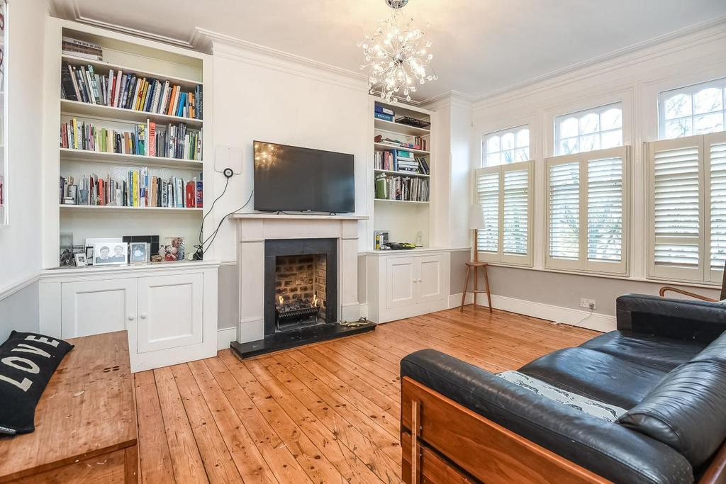 3 Bedrooms Flat for sale in Weir Road, Balham, SW12