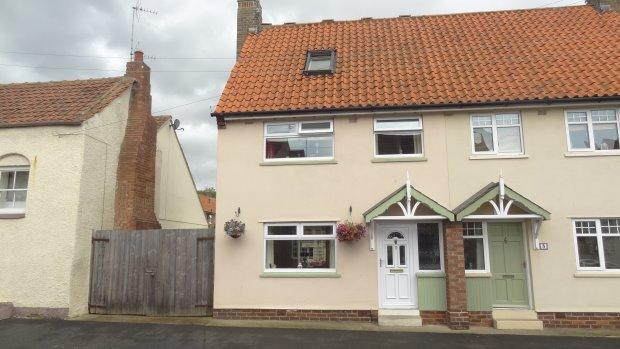 3 Bedrooms Semi Detached House for sale in CHURCH STREET, BISHOP MIDDLEHAM, SEDGEFIELD DISTRICT