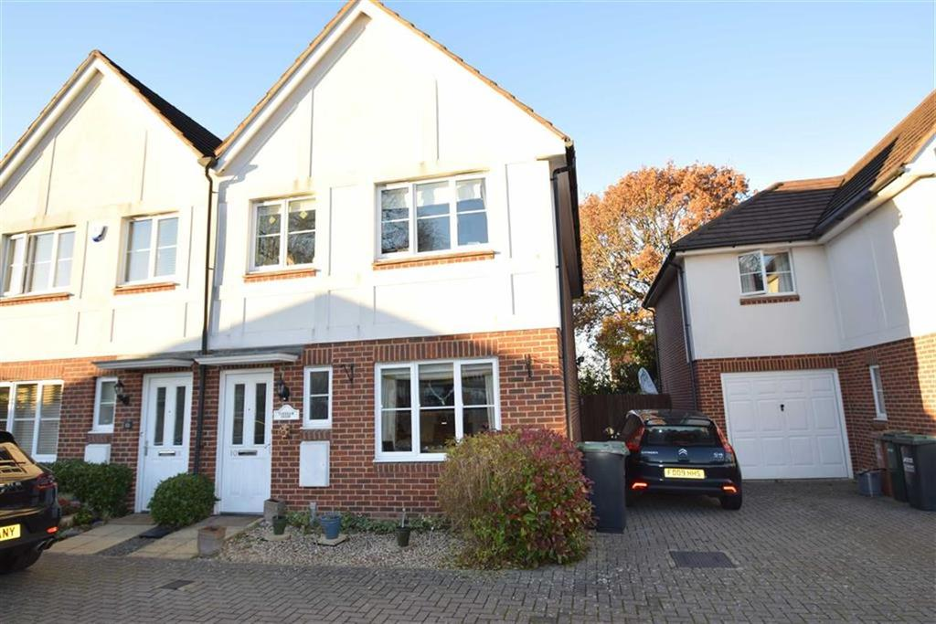 3 Bedrooms Semi Detached House for sale in Nursery Close, Watford, Herts