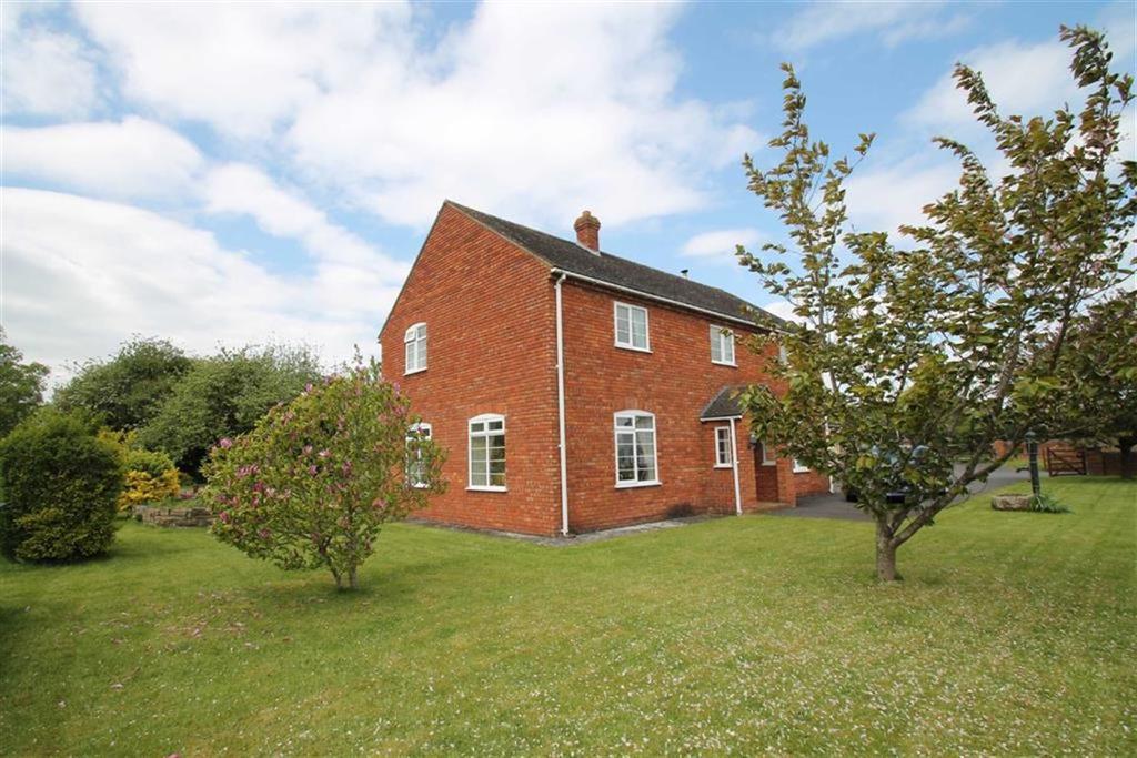 4 Bedrooms Detached House for sale in DILWYN, Dilwyn, Leominster