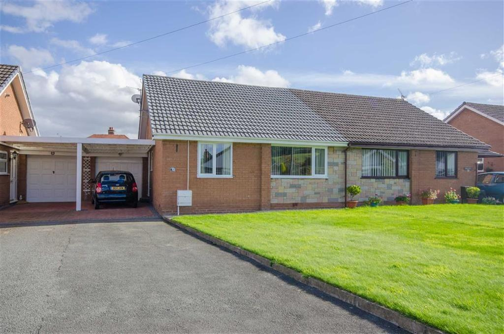 4 Bedrooms Semi Detached Bungalow for sale in The Park, Ruthin