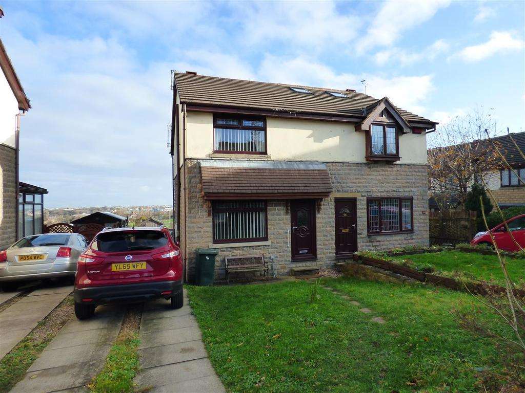 3 Bedrooms Semi Detached House for sale in Sanderson Avenue, Wibsey, Bradford, BD6 1QQ