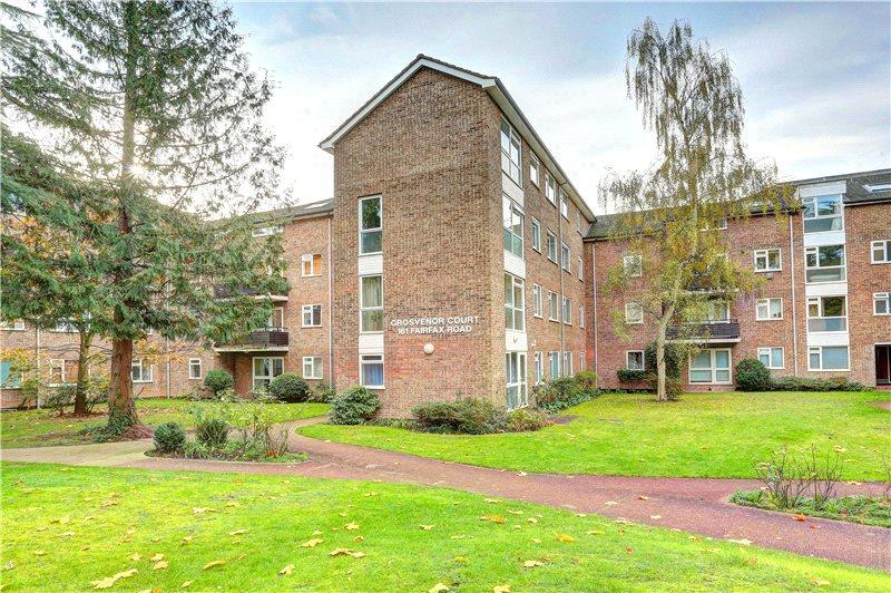 2 Bedrooms Flat for sale in Grosvenor Court, Fairfax Road, TW11