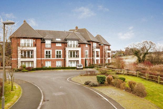 2 Bedrooms Apartment Flat for sale in Cumberhills Grange, Duffield, Belper, DE56