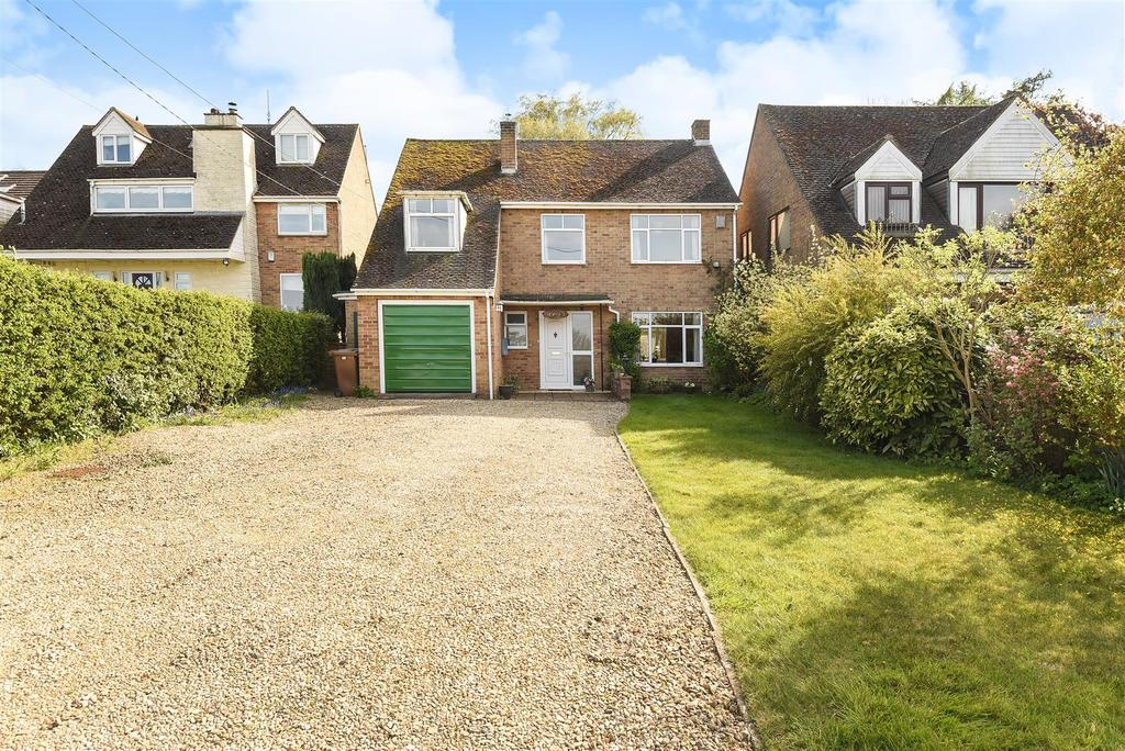 4 Bedrooms Detached House for sale in Woodperry Road, Beckley, Oxford