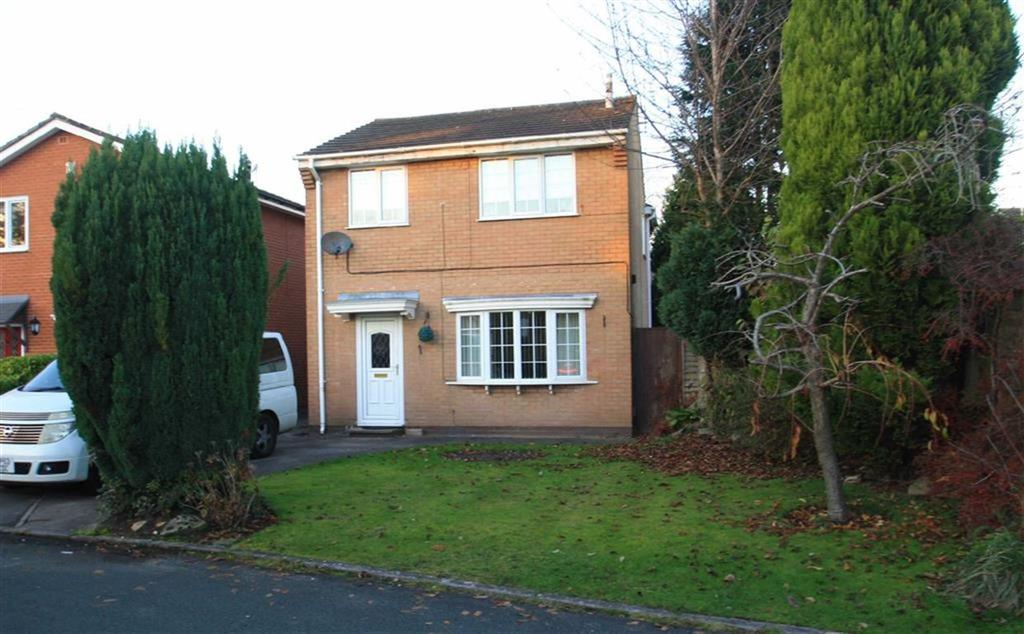 4 Bedrooms Detached House for sale in Tabley Road, Handforth