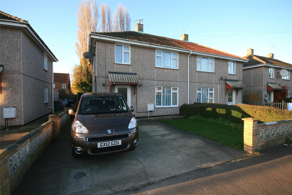 3 Bedrooms Semi Detached House for sale in Edinburgh Drive, Kirton, PE20