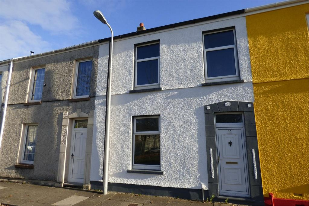 3 Bedrooms Terraced House for sale in 13 Campbell Street, Llanelli, Carmarthenshire