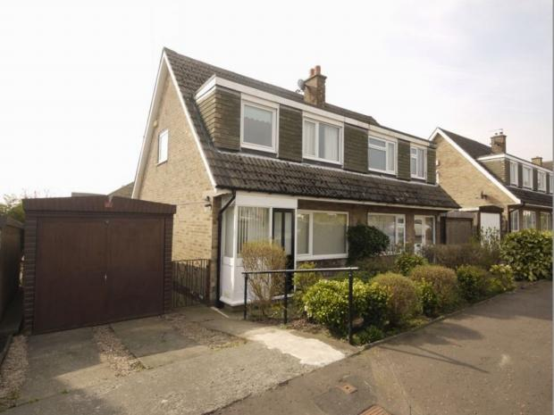 3 Bedrooms Semi Detached House for sale in Windmill Drive Northowram Halifax